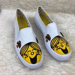 Keds Little Miss Sunshine Slip On Sneaker